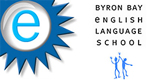 logotipo de byron bay english language school