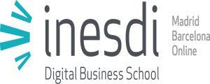 logotipo de inesdi digital business school